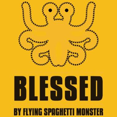 Flying Spaghetti Monster Van Zacfry Spreadshirt