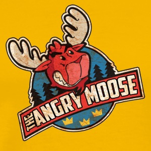 THE ANGRY MOOSE - Foodtruck - Männer Premium T-Shirt
