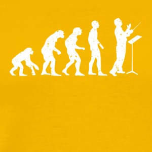 EVOLUTION CONDUCTOR! - Premium-T-shirt herr