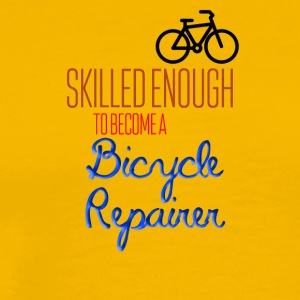 Bicycle Repair - Men's Premium T-Shirt
