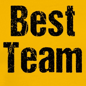 Best Team Teamplayer Competition Leading Competition - Men's Premium T-Shirt