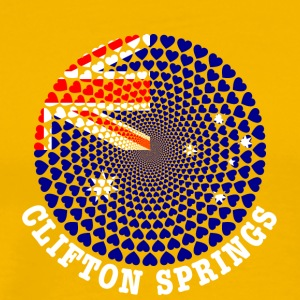 Clifton Springs - Men's Premium T-Shirt