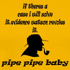 pipe pipe baby - Men's Premium T-Shirt