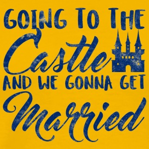 Fairy Tales: Going To The Castle And We Gonna Get Marr - Men's Premium T-Shirt