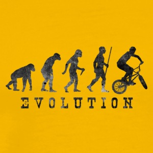 BMX evolution - Männer Premium T-Shirt