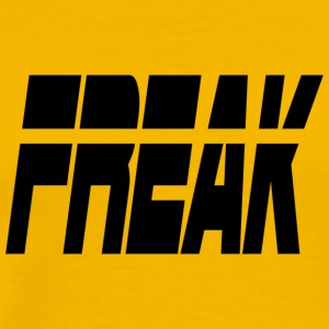freak - Premium T-skjorte for menn