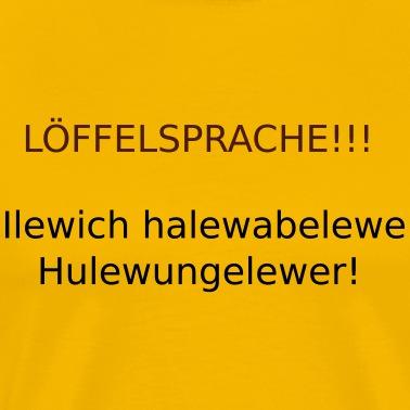 Loeffelsprache