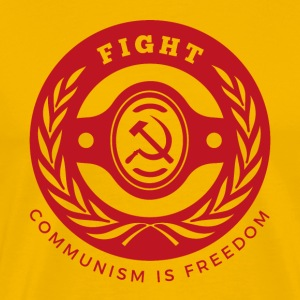 Freedom Communism Fight
