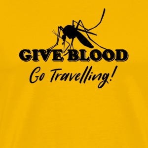 Give Blood Go Travelling