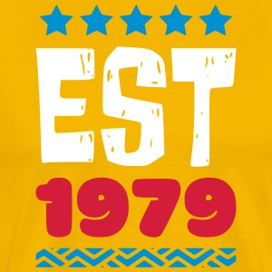 EST 1979 - ESTABLISHED IN 1979