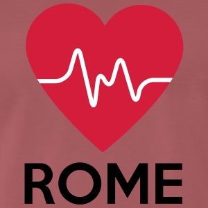 heart Rome - Men's Premium T-Shirt