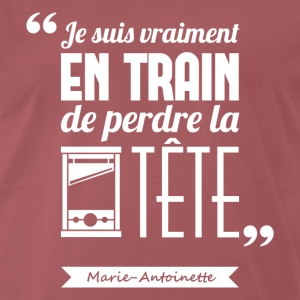 Fausse citation Marie-Antoinette | T-shirt ♂