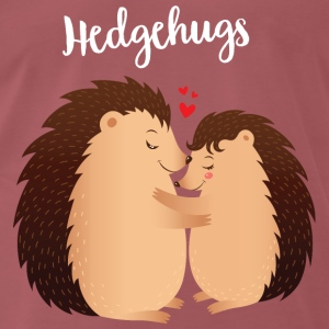 Hedgehugs | Cute Hedgehog Love Couple