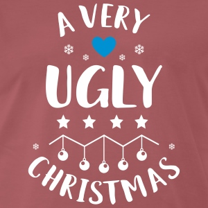 Ugly Christmas Spruch