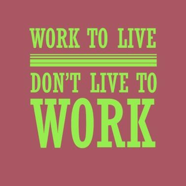 Funny Work Life Balance Definition Gift Mens Premium T Shirt