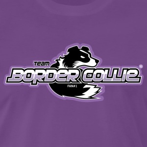 Team-Border-Collie - Männer Premium T-Shirt