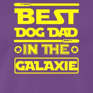 galaxy far - Herre premium T-shirt