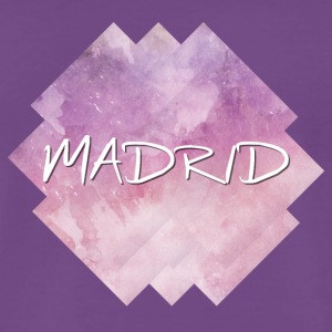 Madrid - Premium T-skjorte for menn