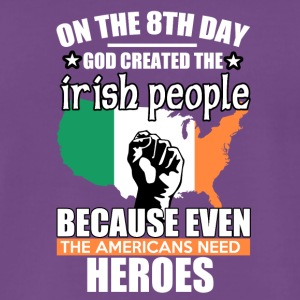 irish heros - Men's Premium T-Shirt