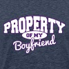 Property of my boyfriend - T-shirt Premium Homme