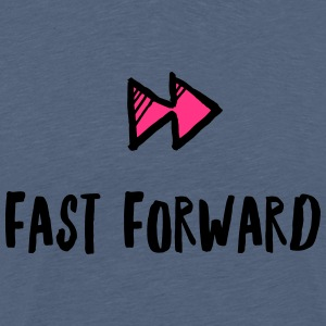 Fast Forward - Men's Premium T-Shirt