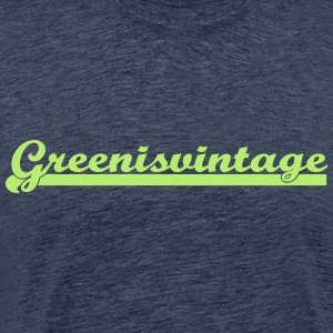 Green.is.vintage - T-shirt Premium Homme