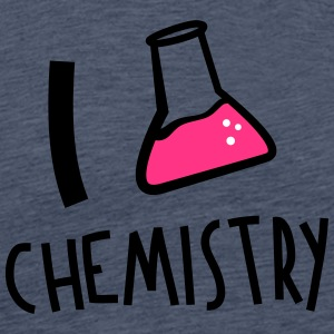 I_love_chemistry_v1 - Men's Premium T-Shirt