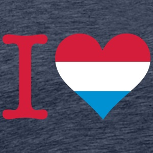 I Love Holland - Men's Premium T-Shirt