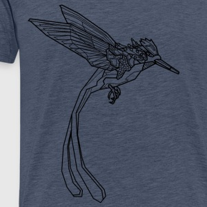 humming-bird - Men's Premium T-Shirt