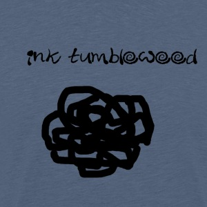 Ink Tumbleweed - Men's Premium T-Shirt