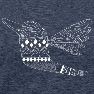 Hummingbird - Hummingbird - Premium T-skjorte for menn