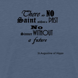 There_is_NO - Men's Premium T-Shirt