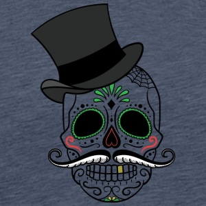 Day of the Dead - Premium-T-shirt herr