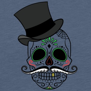 Day of the Dead - Premium T-skjorte for menn