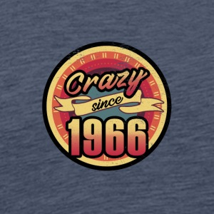 Gift for the 51st birthday - vintage 1966 - Men's Premium T-Shirt