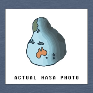 Actual Nasa Photo - Men's Premium T-Shirt