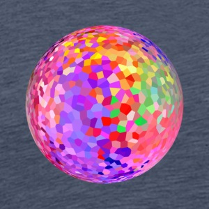 Sphere of colors - Men's Premium T-Shirt