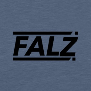 FALZ Simple - Men's Premium T-Shirt