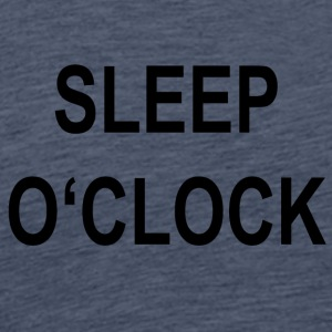 Sleep o'clock - Men's Premium T-Shirt