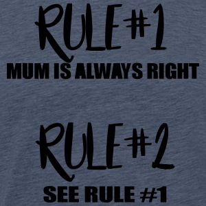 mum rules funny quote