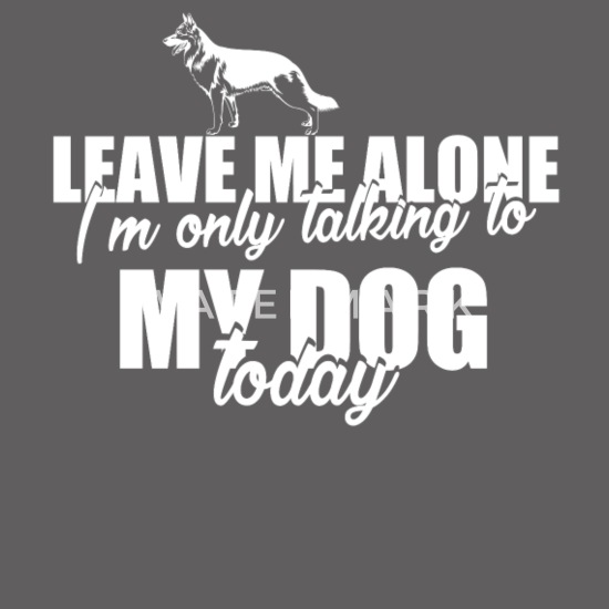 Leave Me Alone I/'m Only Talking To My Greyhound Kids Unisex Hoodie