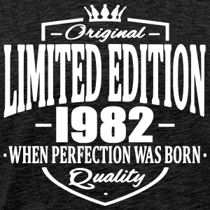 Limited edition 1982 - Herre premium T-shirt