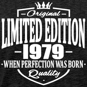 Limited edition 1979 - Premium T-skjorte for menn