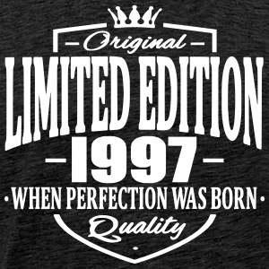 Limited edition 1997 - Premium T-skjorte for menn