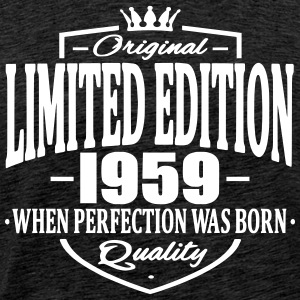 Limited edition 1959 - Herre premium T-shirt