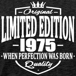 Limited edition 1975 - Premium T-skjorte for menn