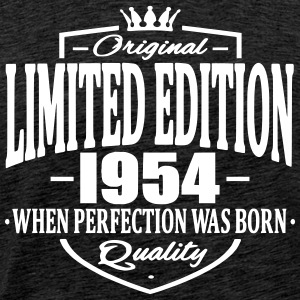 Limited edition 1954 - Herre premium T-shirt