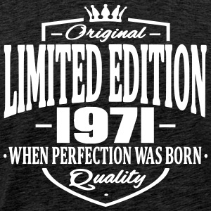 Limited edition 1971 - T-shirt Premium Homme