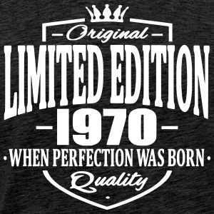 Limited edition 1970 - Premium T-skjorte for menn