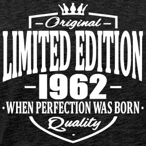 Limited edition 1962 - Men's Premium T-Shirt